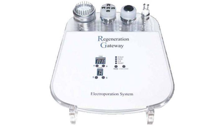 複合エレクトロポレーション機器 Regeneration Gateway