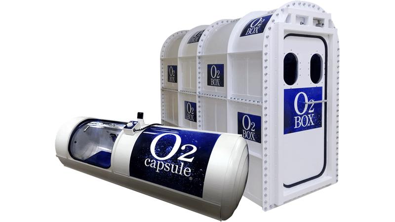 O2カプセル・O2ボックス