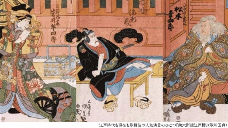 【大人の教養講座】旨飯・良席・贔屓(ひいき)役者がポイント。江戸時代の贅沢で粋な「芝居見物」の仕方