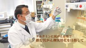 クルクミンに抗がん作用?飲む抗がん剤実用化を目指して 後編